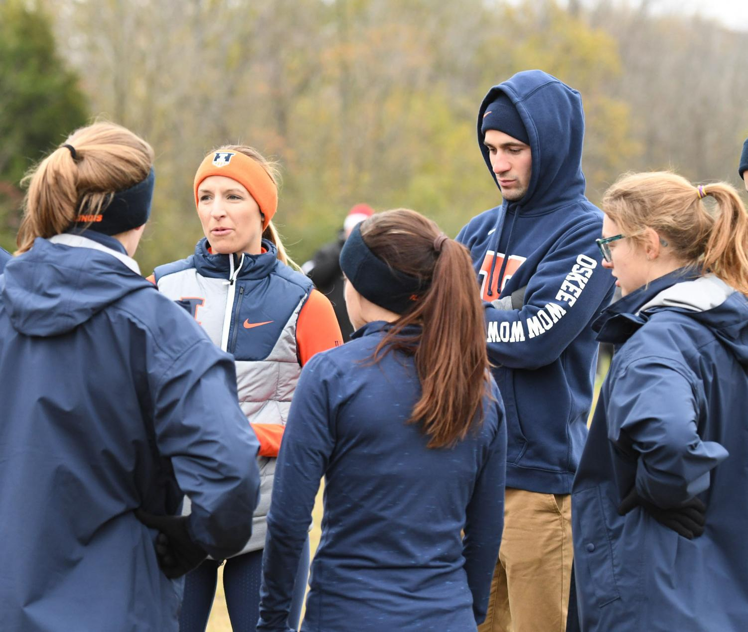 New head coach Sarah Havemen takes helm of both cross ...