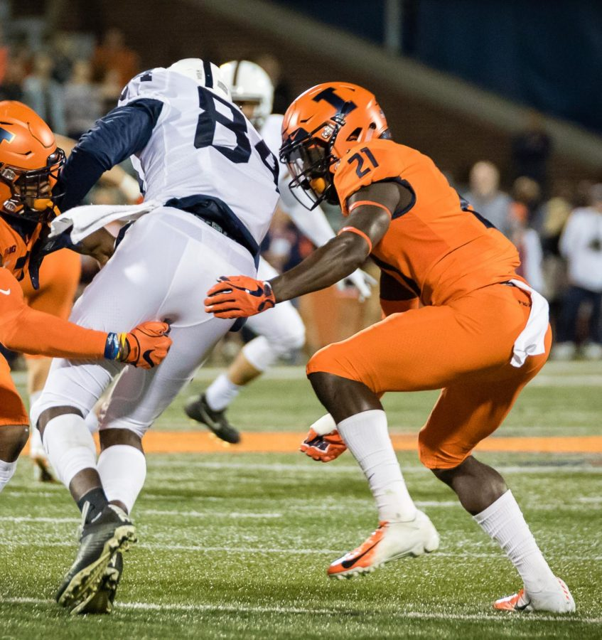 Martin comfortable in starting role, making history as a true freshman