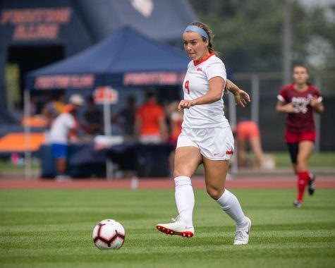 Illinois soccer heads to first Big Ten tournament since 2015