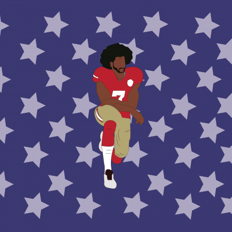 Colin Kaepernick is not a traitor