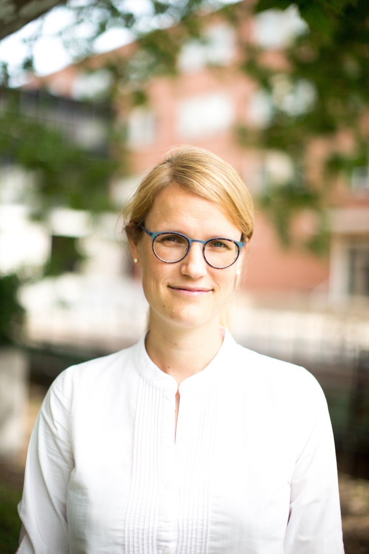 photo courtesy of Renske van der Veen Renske van der Veen was named a Packard Fellow for her research in material visualization.
