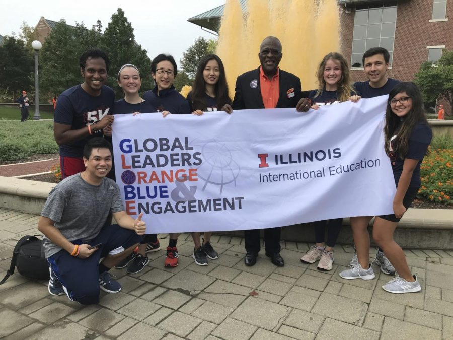 Program connects international and domestic students