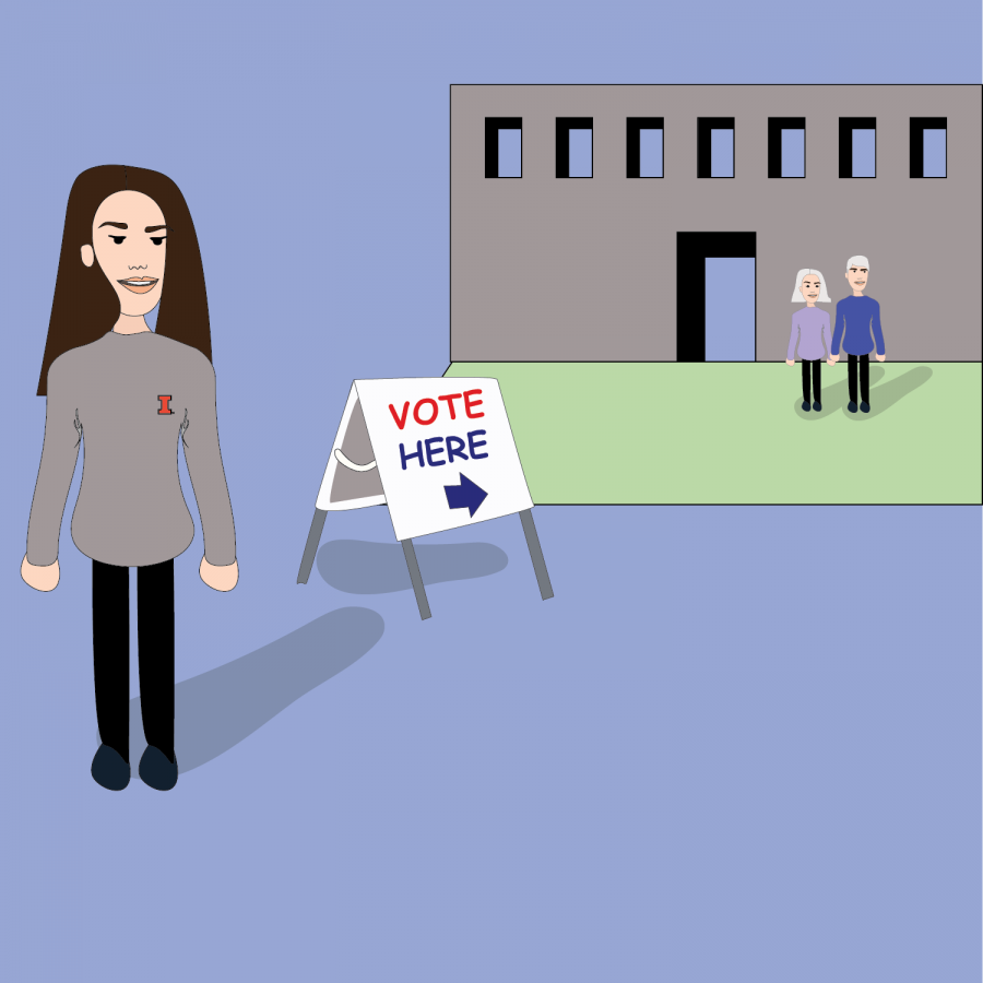Community seeks greater young voter turnout
