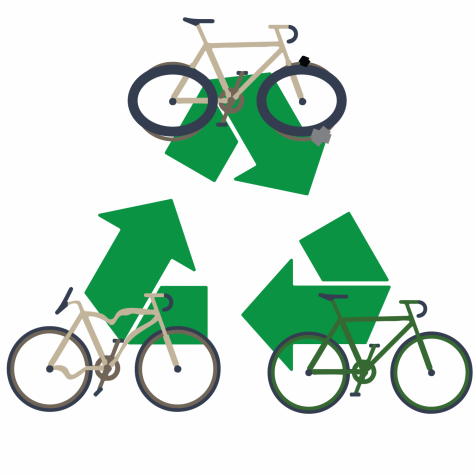 Enactus project Circle Cycle clears bike clutter