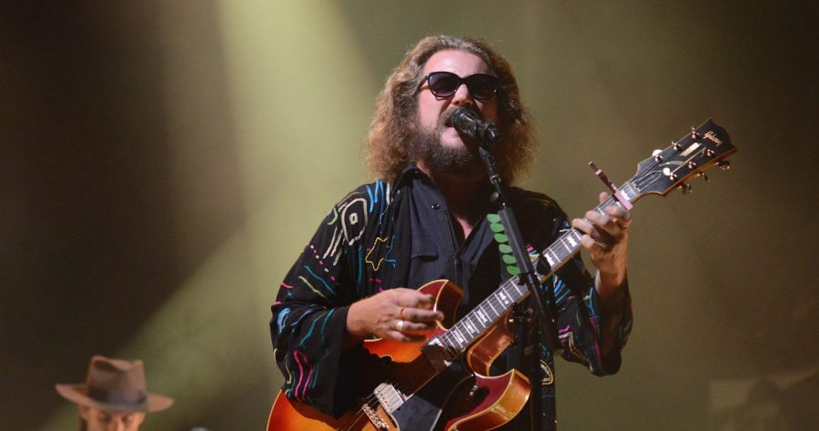 Jim James headlines Get Out The Vote concert at Canopy Club