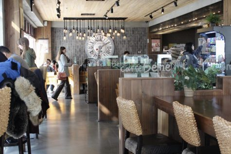 Caffe Bene to adopt biodegradable cups