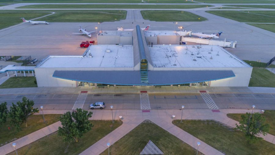 Willard Airport in Savoy is encouraging the community to fly locally. The airport is trying to connect with the University to reach more students and faculty.