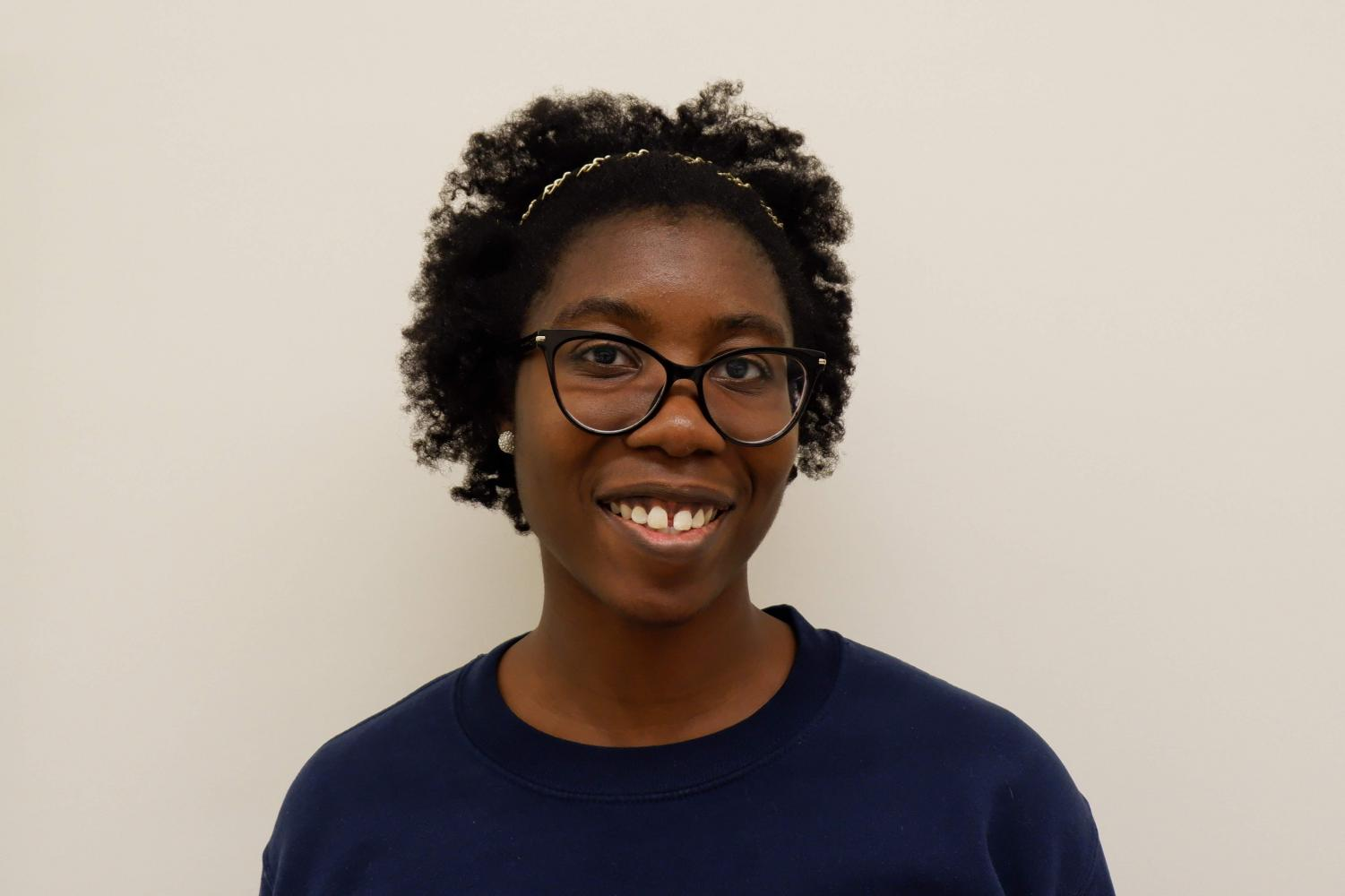 Cassandra Osei, one of the winners of the Fulbright-Hays fellowship, will conduct field work for her research in Brazil