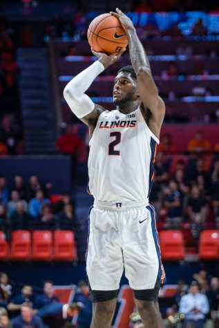 Familiar problems keep Illini from United Center victory