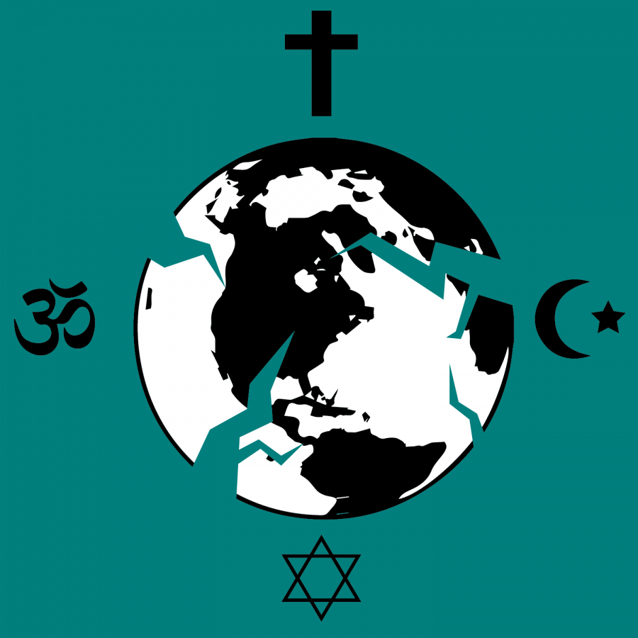 Put an end to religious intolerance