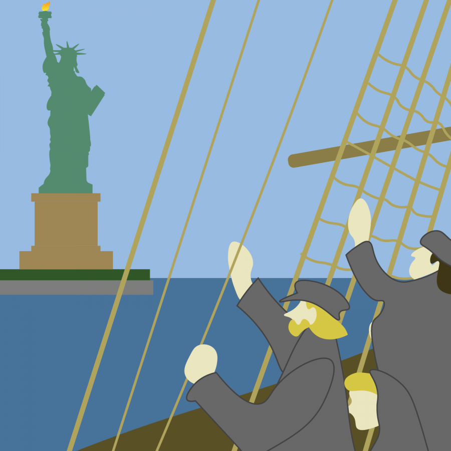 Liberty and Immigrants-01