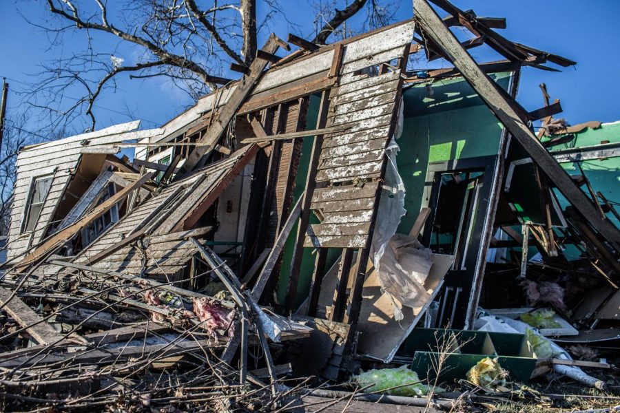 Photo gallery: Taylorsville tornado
