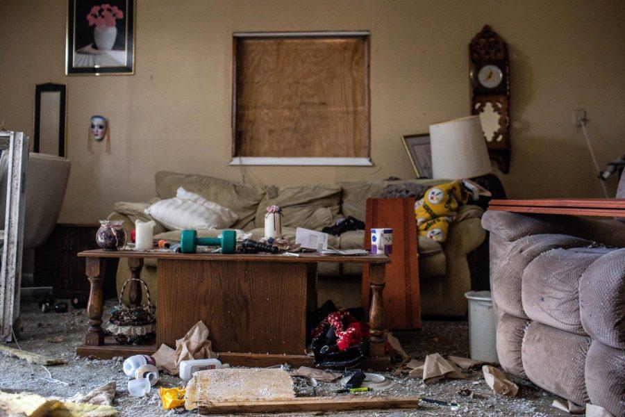 Tornado devastates Taylorville residents