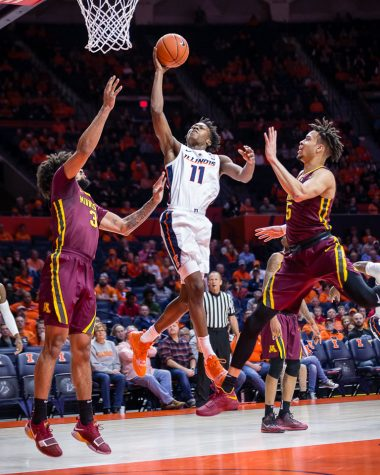 Business as usual for Illini