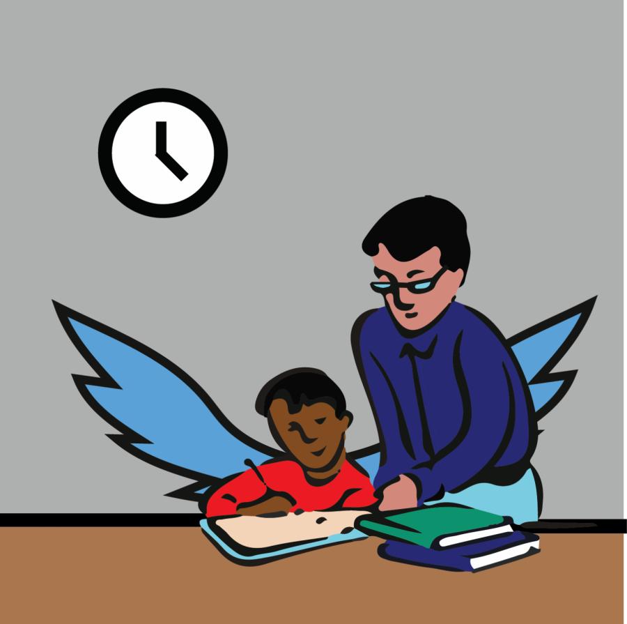 SOAR provides tutoring for local children