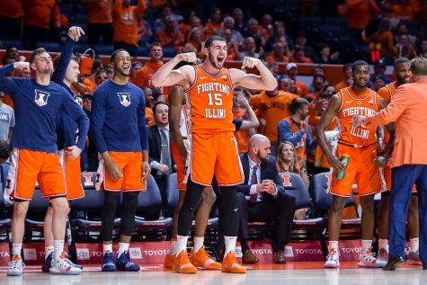 Recent win perfect example of Illinois basketball's development