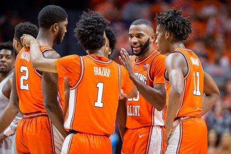 Illini hope to get back on track with win over Boilermakers