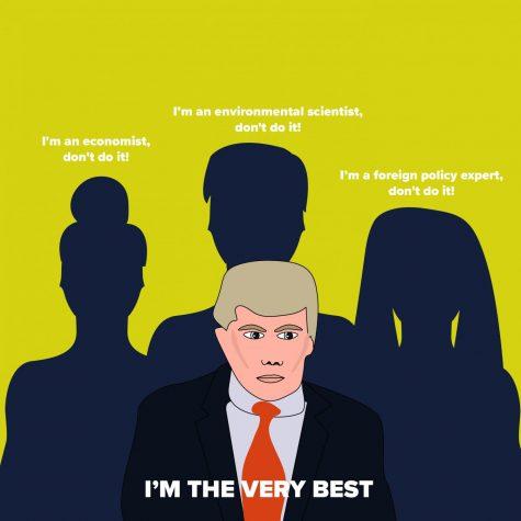 Do great businessmen make great politicians?