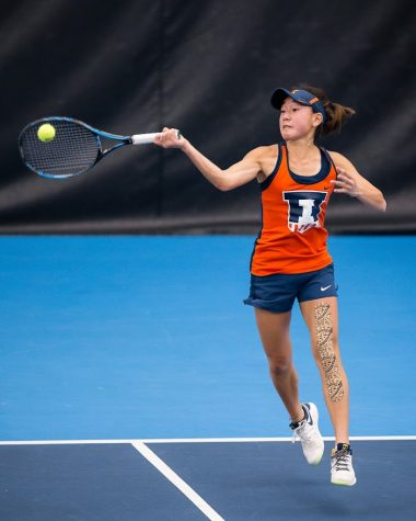 Women's tennis breaks through to high rankings