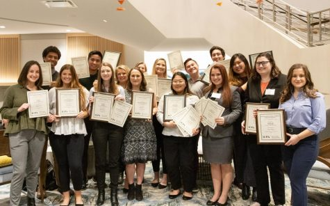 The Daily Illini places second in general excellence at ICPA