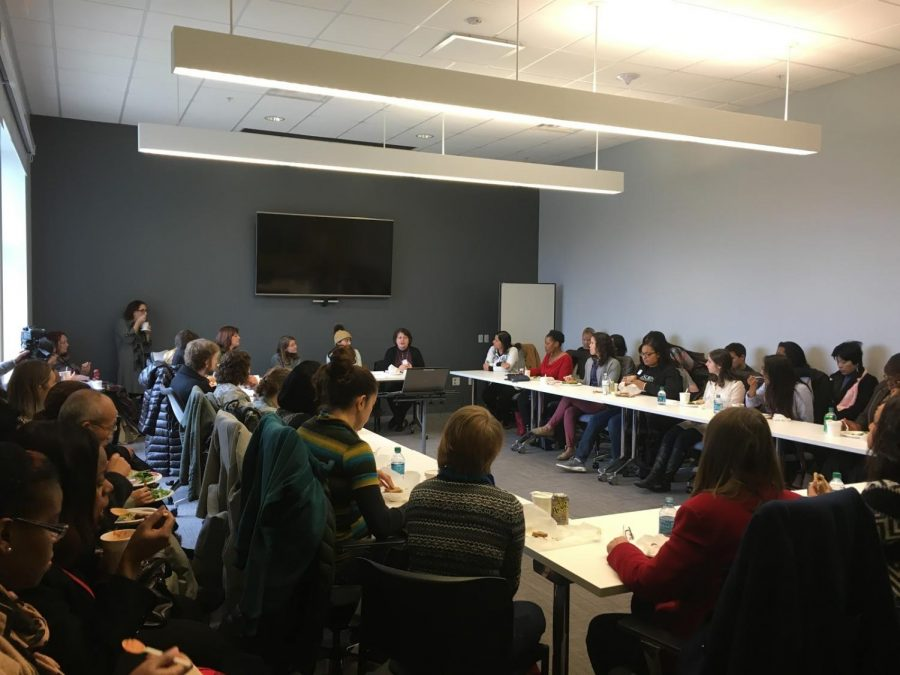 AWARE is attempting to assist women with entrepreneurial ambitions, and their first event was attended by 60 people.