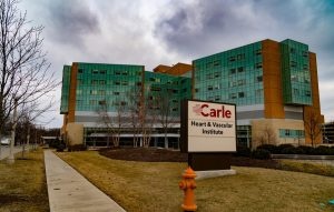 Carle begins limited testing for the coronavirus
