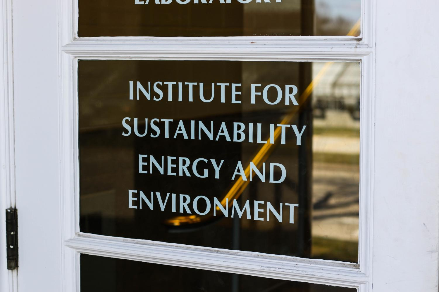 The office for the Institute for Sustainability Energy and Environment is located at 1101 W. Peabody Drive, Suite 350 in Urbana. The Institute supports the Crops in silico Project.