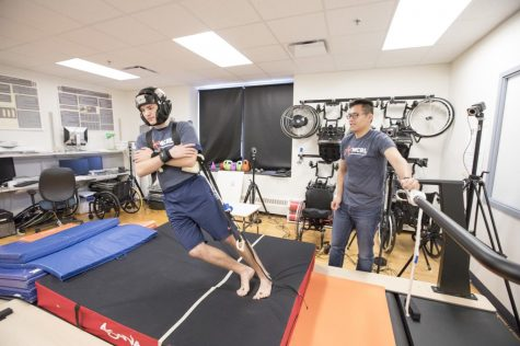 Study aims to reduce fall injuries