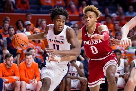 Illini close out Big Ten slate with fourth loss in last five games