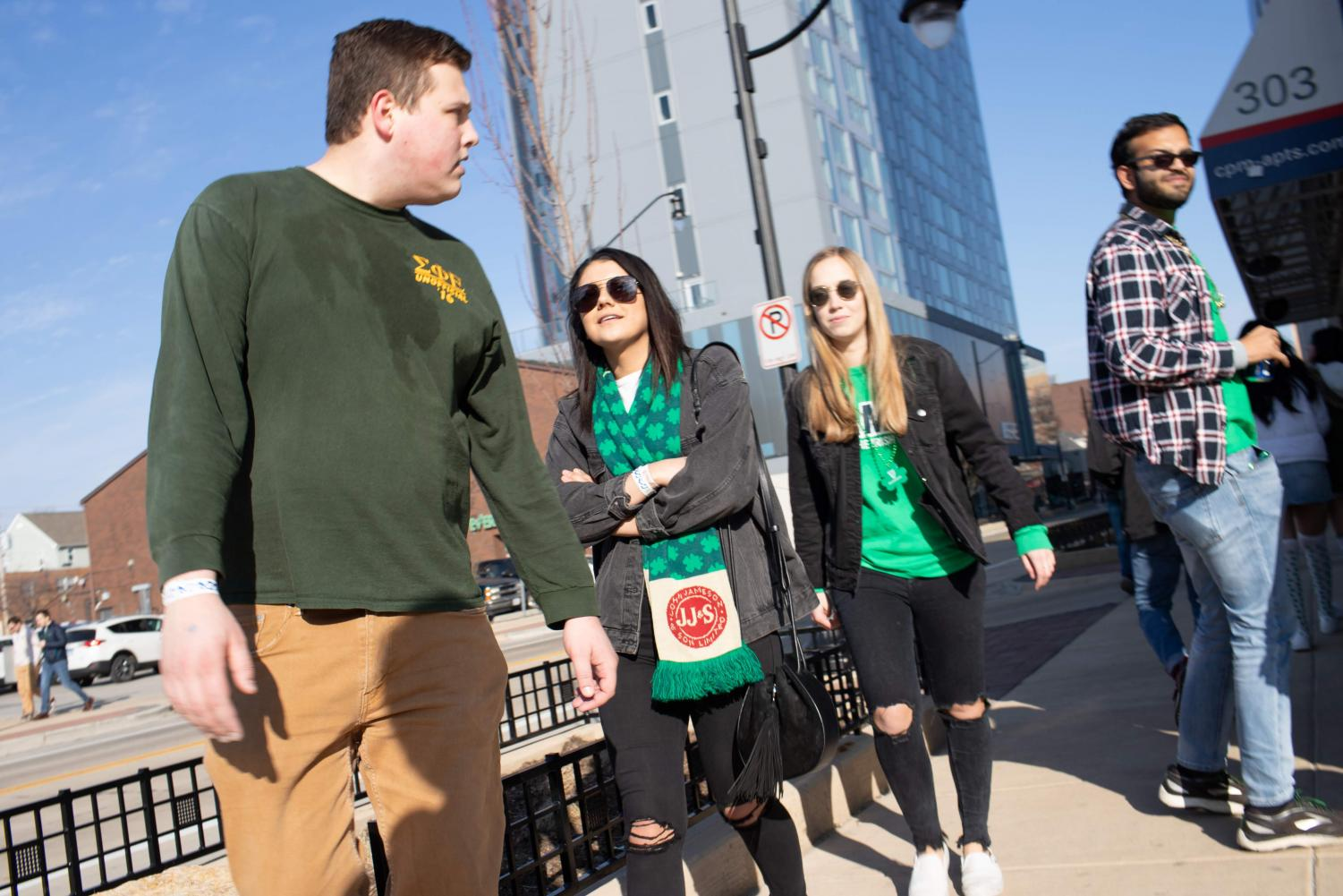 Students+celebrate+23rd+annual+Unofficial+St.+Patrick%27s+Day