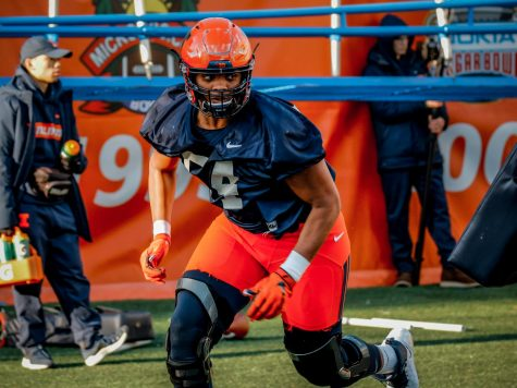 Five Illini named to BTN all-freshman football team
