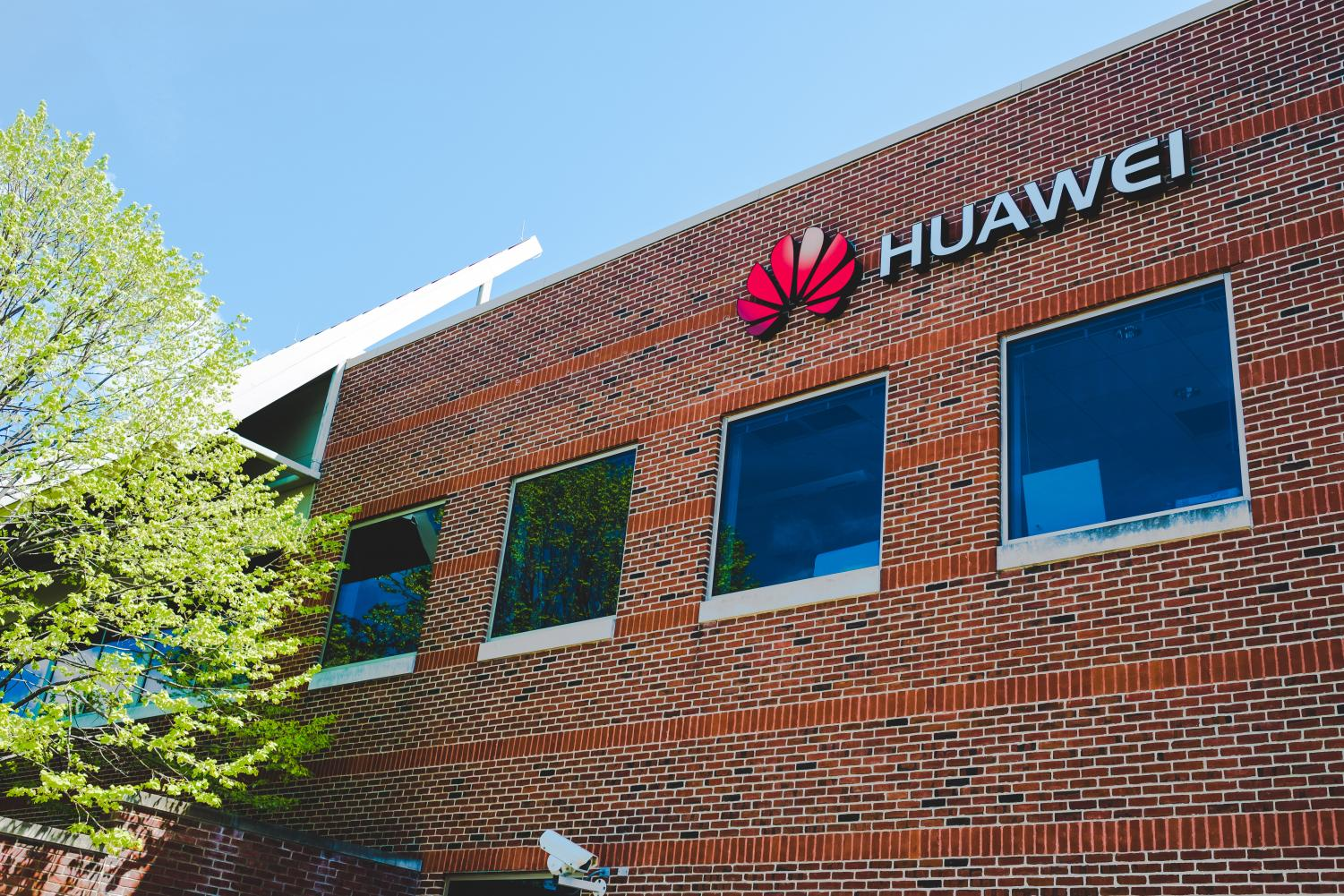 The Huawei office is located at Research Park. The U.S. government has filed a criminal charge against Huawei and its leadership, and as a result, the University has cut ties with the company.