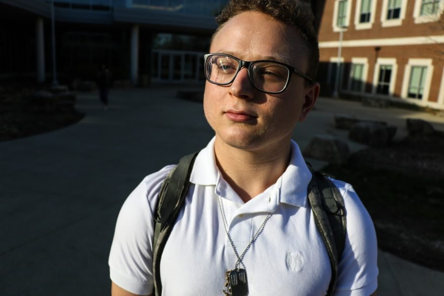 Ben Gulizia-Cowing is a cancer survivor and freshman in LAS at the University. On Friday, Colleges Against Cancer will be hosting Relay for Life as a fundraising event for cancer research and to raise cancer awareness on campus.