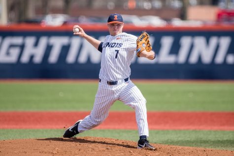 Illinois loses series against Maryland
