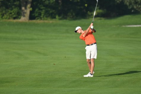 Men's golf travels to Iowa for Hawkeye Invitational