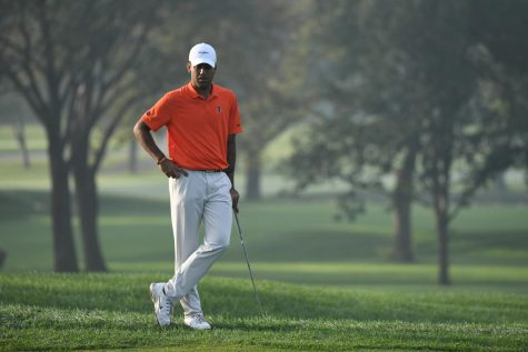Former Illinois golfer shines in Masters debut