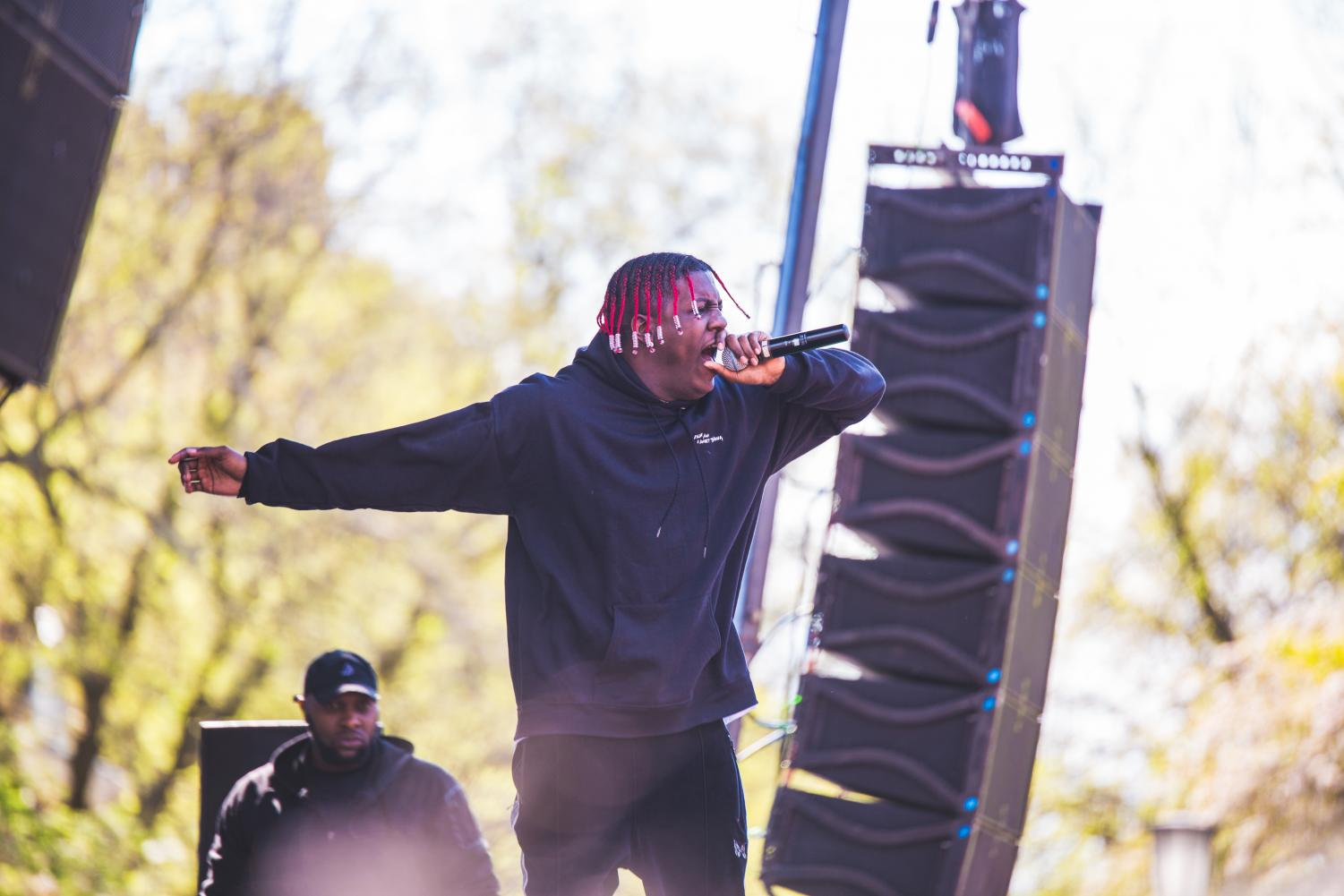 Lil+Yachty+Performs+at+Spring+Jam+2019