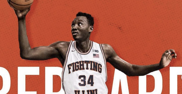 Kouma commits to Illini's class of 2019