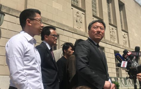 Moments captured during fight for justice for Yingying Zhang