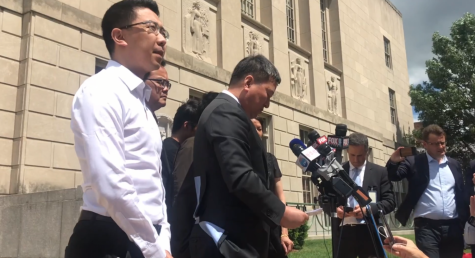 Zhang family addresses public following verdict