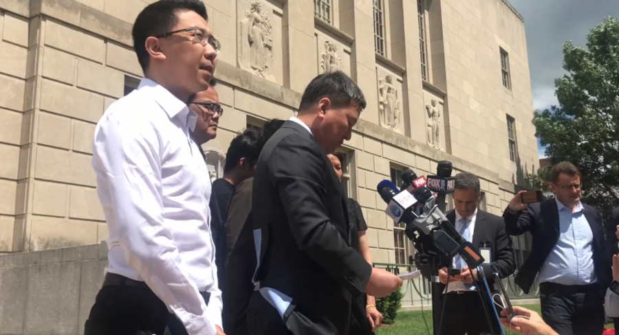 Zhang family addresses public following verdict