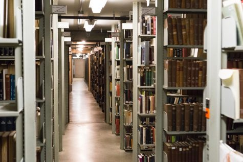 Don't underestimate value in University libraries