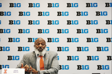 Crime: Arrests plagued three Illini athletics programs in 2015-16