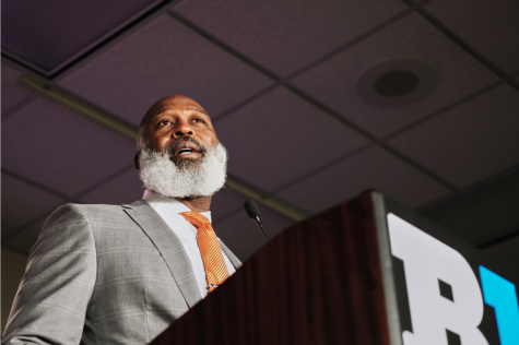 Updates from Lovie Smith's introductory press conference