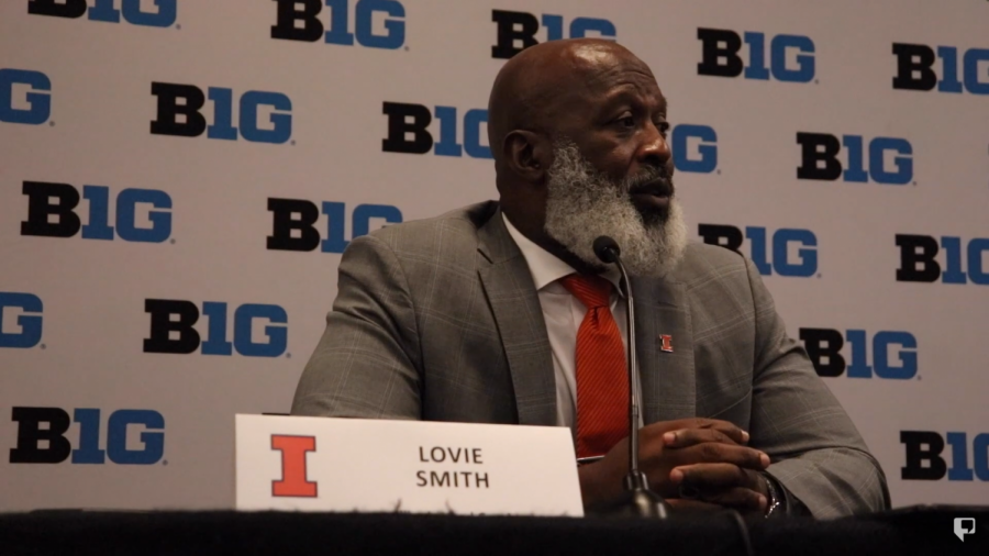 Illini share expectations for upcoming season during Big Ten Media Days