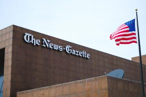 News-Gazette halts Monday publication