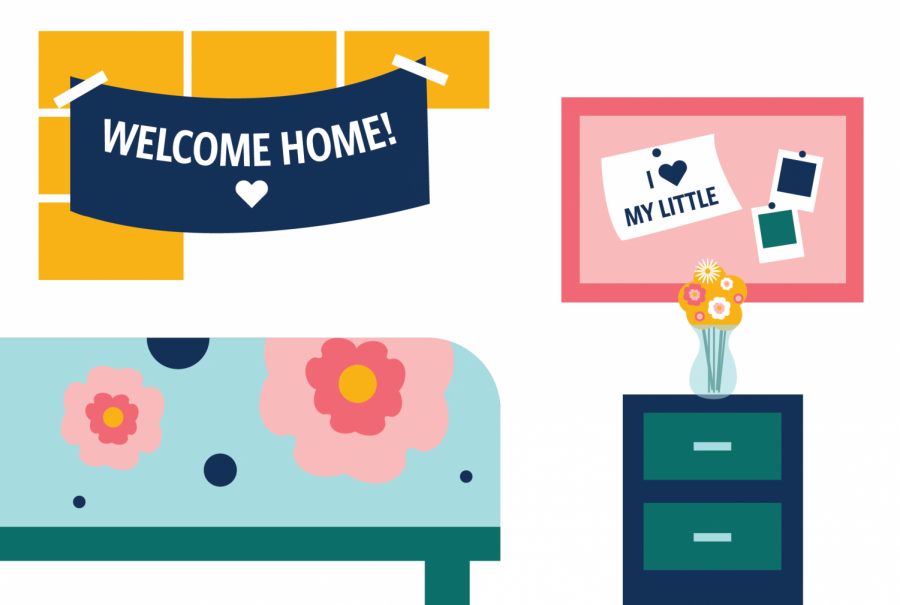 Feel at home on your university campus