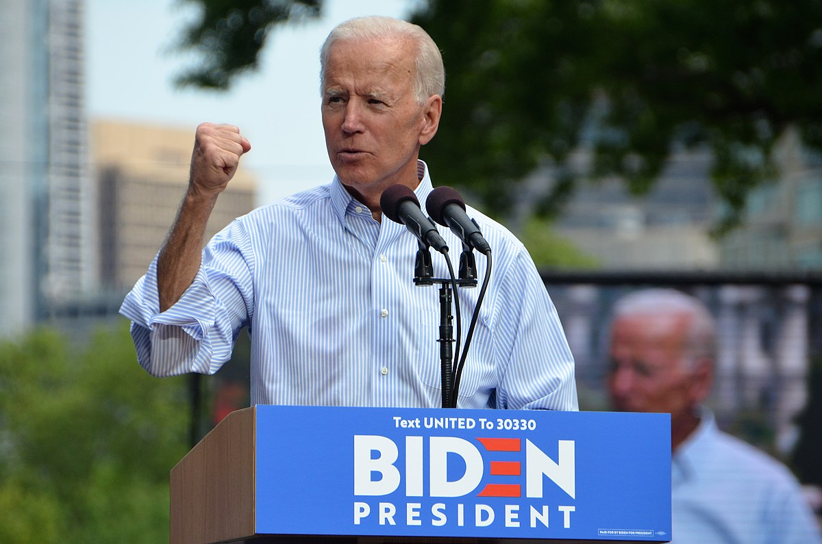Former Vice President Joe Biden's kickoff rally for his 2020 Presidential campaign