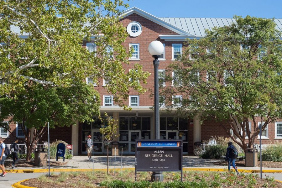 Student arrested after a noose found in Allen Hall | The