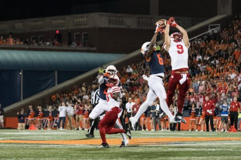 Illinois drops lead against Nebraska in final quarter